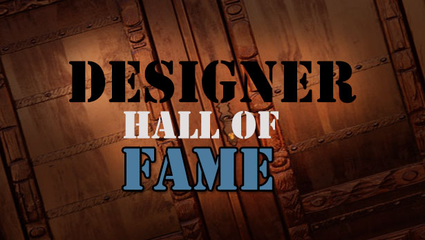 Designer Hall of Fame