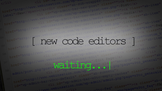 A New Type of Code Editors