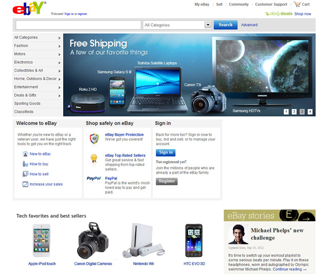ebay electronics cars fashion collectibles find great deals on ebay