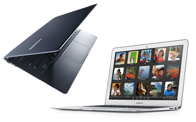 Samsung Series 9 vs Apple Macbook Air
