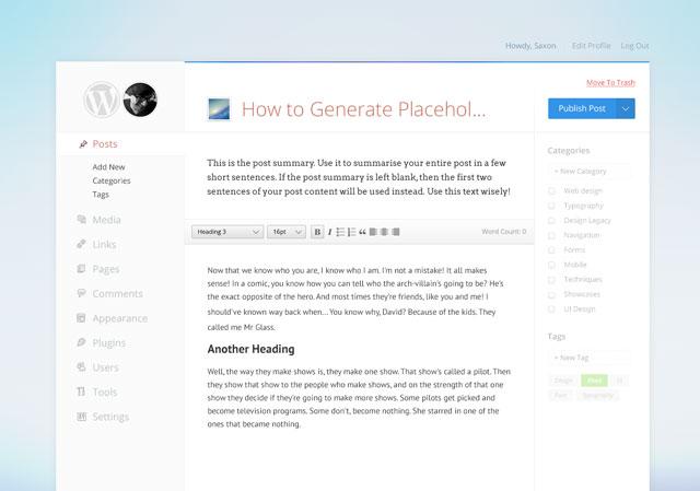 Wordpress Reimagined_Saxon Fletcher2
