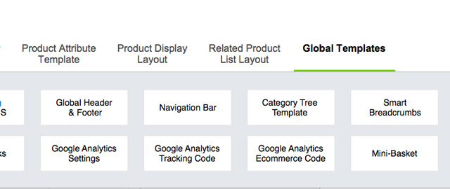 Miva Page-Navigation: Redesigned Dropdown